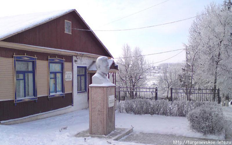 Чернский краеведческий музей им. Вознесенского