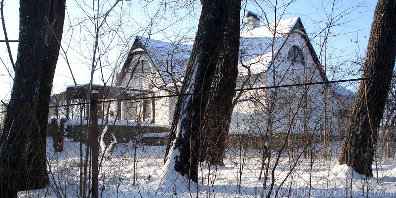 Дом Студеникина И.М.