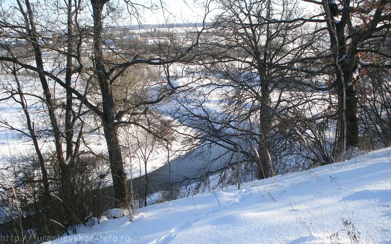 Река Снежедь