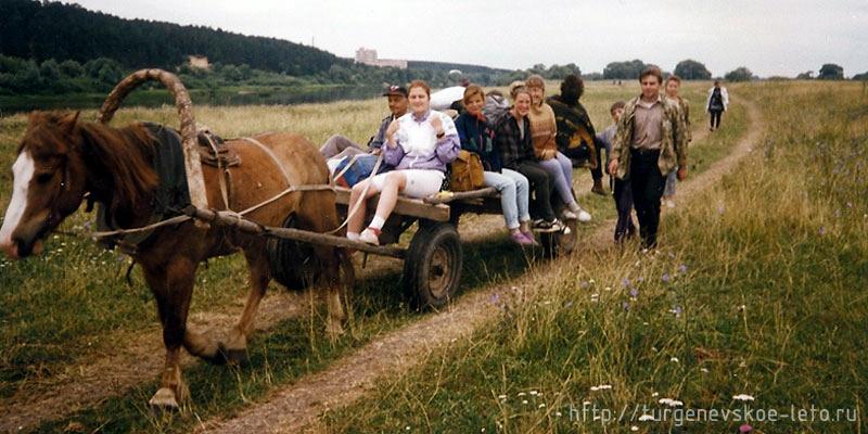«Этнографическая экспедиция  в деревню»