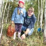 Отдых в деревне |  тихая охота | грибалка
