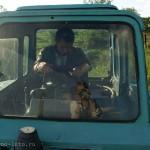 """отдых в деревне, экотуризм, гостевой дом """"Стрелецкая Слобода"""", трактор, фототур по Тургеневским местам"""